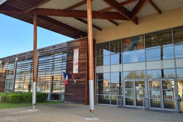 Le collège Germaine-Tillion d'Aussonne compte 700 élèves.
