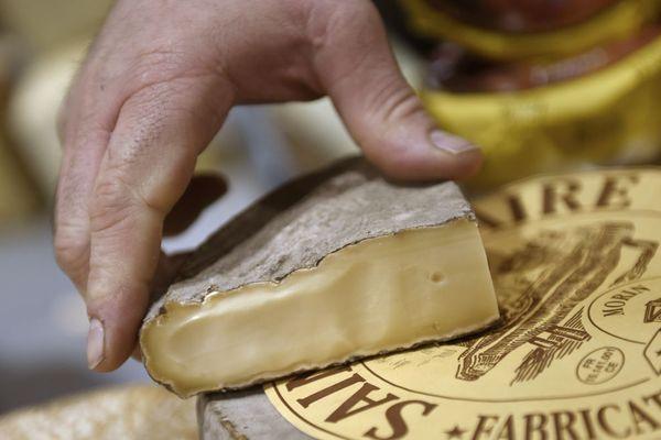 Les producteurs de fromages AOP d'Auvergne s'inquiètent des conséquences de la crise sanitaire du coronavirus COVID 19.