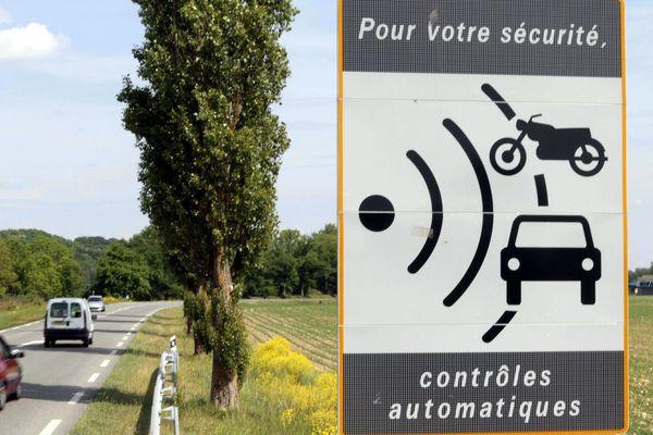Vous pourrez désormais connaître l'emplacement des radars fixes en Lorraine et dans toute la France