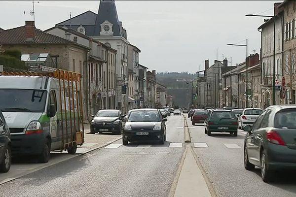 Il n'y a plus de feux de circulation à Saint-Junien depuis près de deux ans.