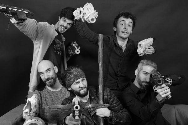 Cinq anciens élèves de l'école ArtFX de Montpellier récompensés lors du Paris Images digital summit - Janvier 2021