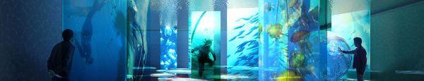 L'océan du futur, le nouveau parcours immersif à la Cité de la Mer de Cherbourg-Octeville