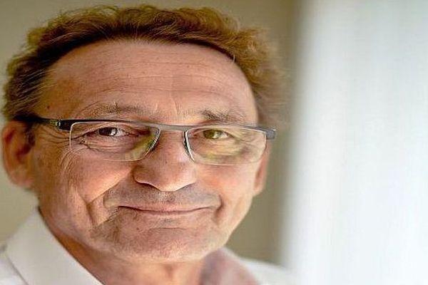 Guy Combes, ancien maire de Valras-Plage - archives