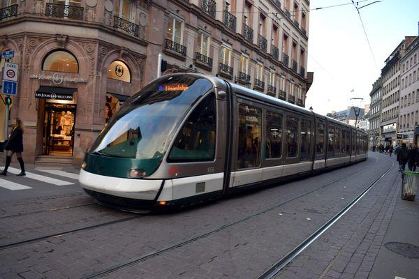 Les transports en commun deviennent gratuits lors de pic de pollution dans l'Eurométropole de Strasbourg.