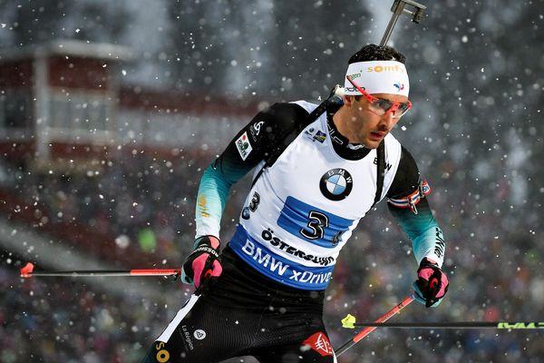 Le biathlète Martin Fourcade portera la candidature française à la commission des athlètes du CIO en 2022.