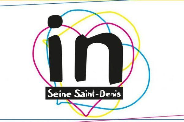 """Le logo du label """"In Seine-Saint-Denis""""."""