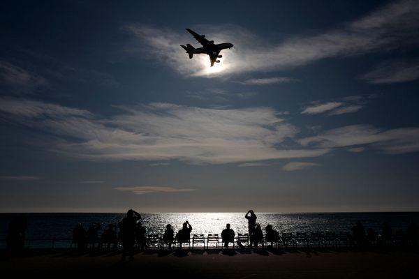 Les compagnies aériennes réduisent leur plan de vol à l'aéroport Nice Côte d'Azur.