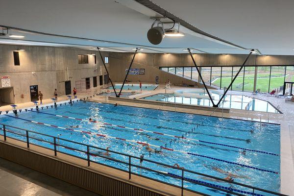 Le flux de visiteurs fut faible mais régulier ce mercredi 14 juillet 2021 à Palestra, le nouveau complexe sportif et culturel de Chaumont.