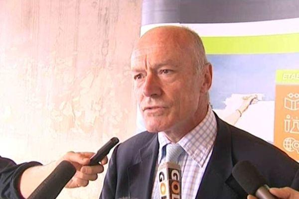 Président de l'association des régions de France (ARF)