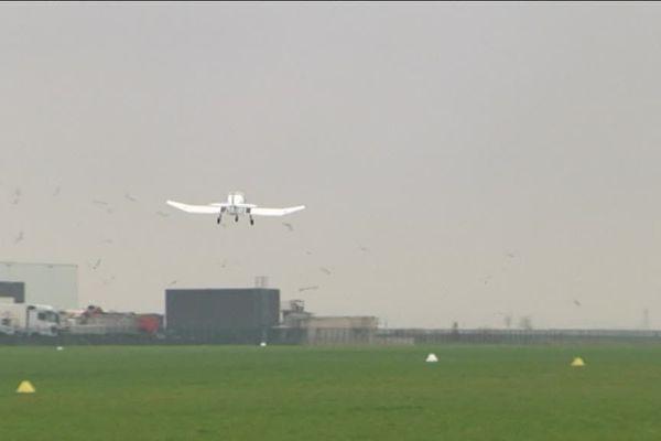 Depuis 2015, l'aérodrome est menacé.