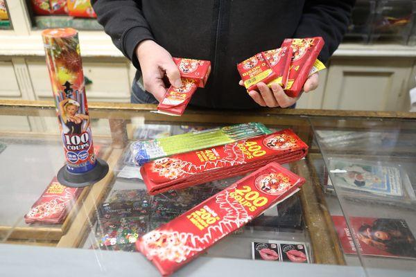 L'achat et l'usage de pétards et de feux d'artifices seront interdits pour les fêtes de fin d'année dans le Bas-Rhin.