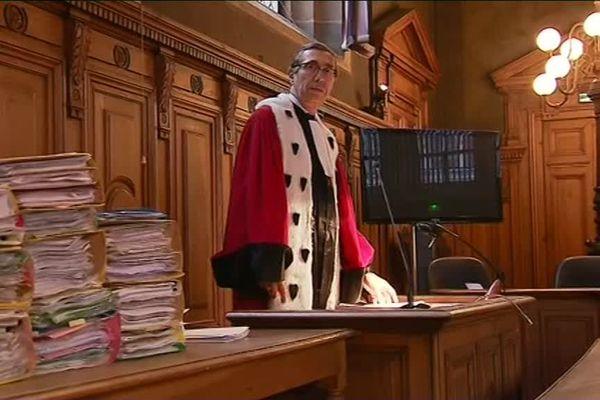 L'avocat général Philippe Chassaigne