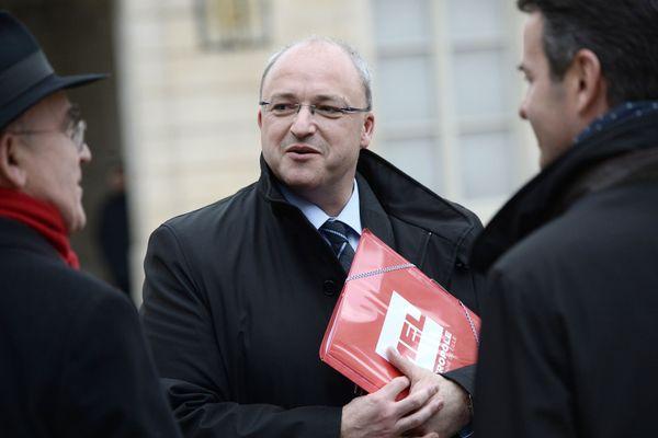 Damien Castelain, président de la MEL.