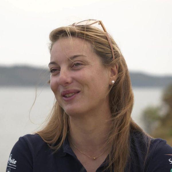 Aloïse Retornaz, 1ère participation aux Jeux Olympiques