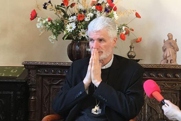 Monseigneur Jacques Blaquart, évêque du diocèse d'Orléans, a communiqué ce matin sur cette nouvelle et douloureuse affaire de pédophilie dans l'Eglise.