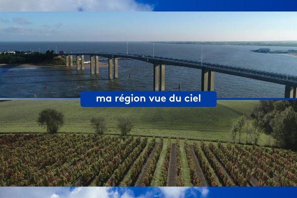 Le Pont de Noirmoutier et la région des Mauges
