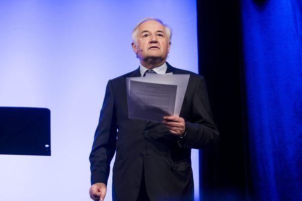 """Passé par les plateaux de France 3 dans les « Grosses Têtes » et sur RTL pour """"La Revue de presse», Jacques Mailhot sera à Aix-en-Provence le 12 septembre."""