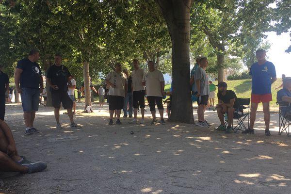 Le 5ème tour de l'équipe Maissonnier de la Marseillaise 2018