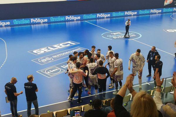 Proligue et Final Four : la JS Cherbourg éliminée en demi-finale contre Saran ce 5 juin 2021