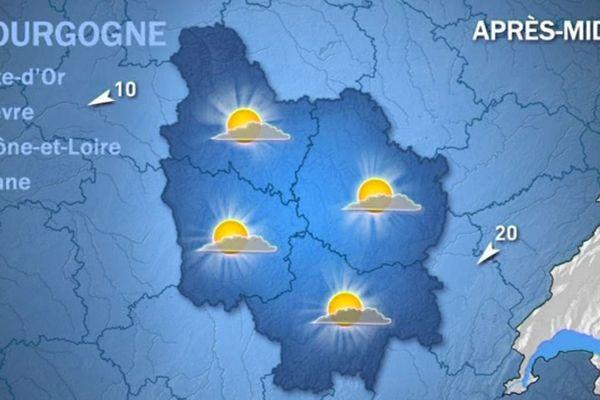 Les prévisions de Météo France jeudi 21 janvier