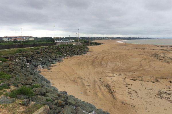 Pourra-t-on fouler le sable des plages d'Anglet dès ce week-end ?