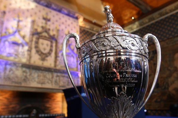Coupe de la Coupe de France de football (Palais du Tau - Reims)