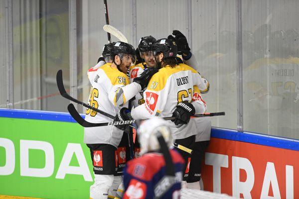 Après avoir terminé deuxième de leur groupe derrière Klagenfurt, les Dragons retourneront en Autriche mi-novembre pour les huitièmes de finale de la Ligue des Champions.
