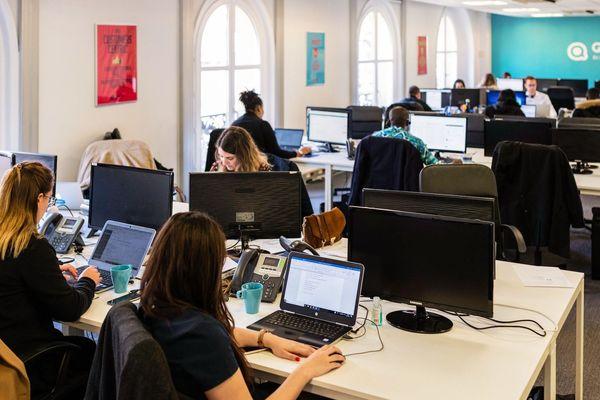 Qapa.fr, agence d'intérim 100 % digitale