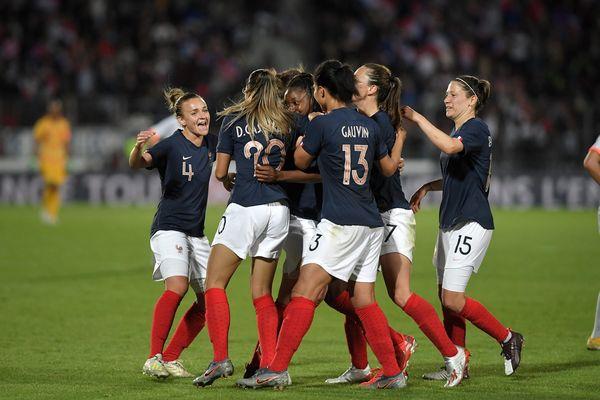 L'équipe de France affrontera le Nigéria à Rennes le 17 juin. C'est complet.