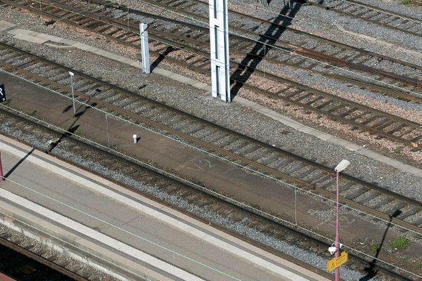 Rails et quais seront déserts ou presque