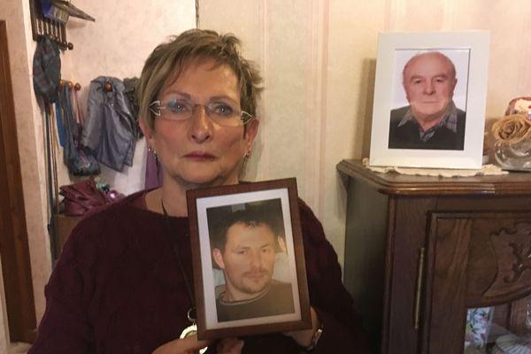 Christine Lèbre, la belle-mère de Mathieu, dénonce les insultes et les menaces qui l'ont poussé à se suicider en 2013.