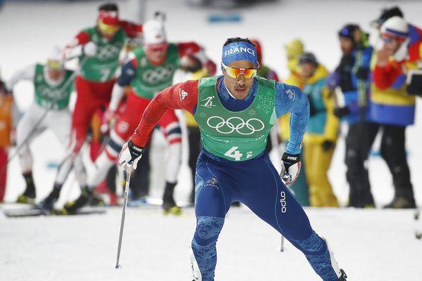 Le haut-alpin Richard Jouve fait un superbe sprint final.