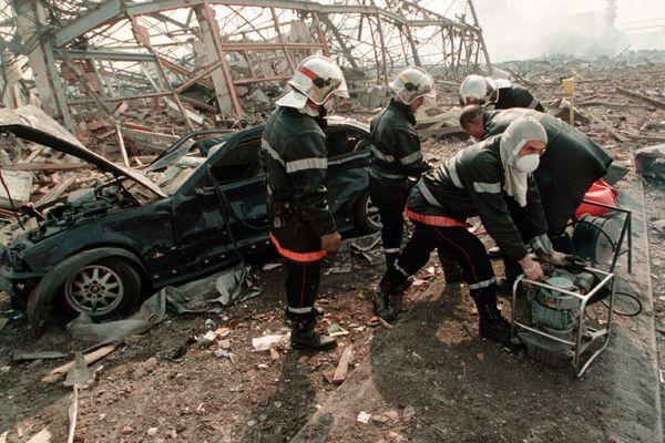 La catastrophe AZF de Toulouse, le 21 septembre 2001