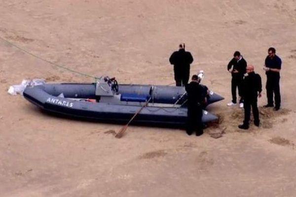 Fin mai, un bateau avec 18 migrants à son bord avait été secouru au large de Sangatte.