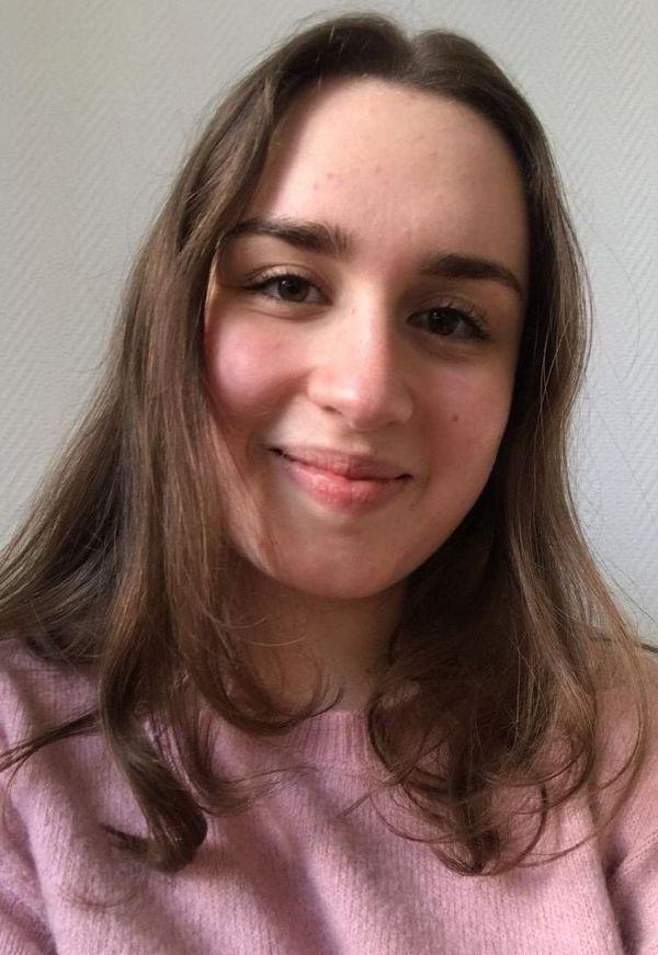 Axelle, 19 ans, étudiante à l'IUT d'Alençon