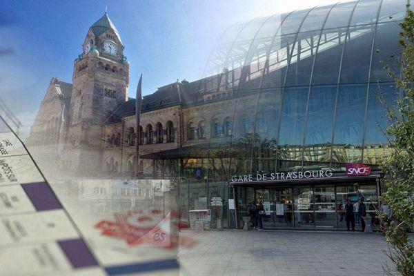 Les gares de Strasbourg et Metz à l'honneur du Monopoly France