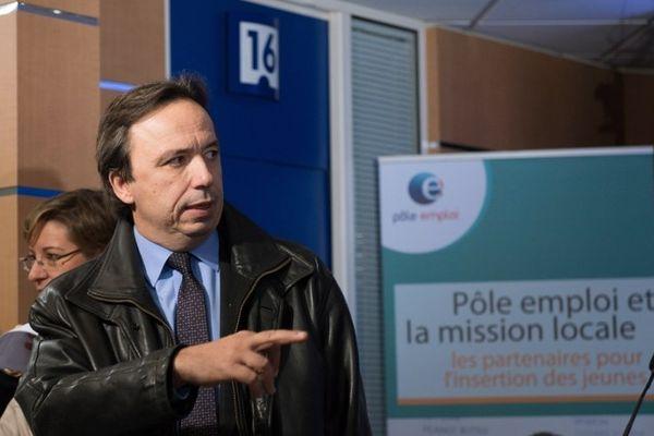 """Michel Yahiel est le conseiller """"travail, emploi et protection sociale"""" de François Hollande à l'Elysée."""