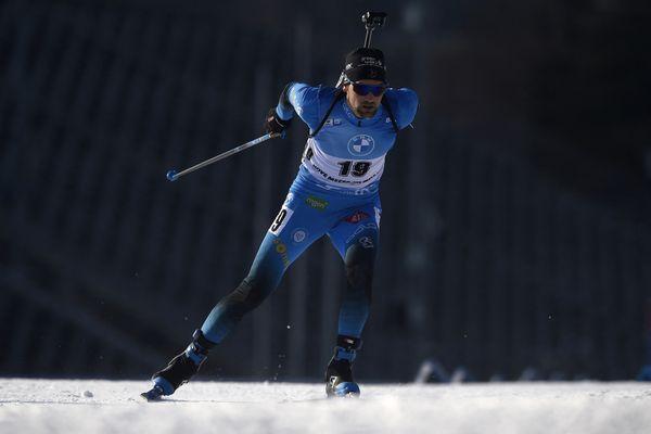 L'aindinois Simon Desthieux a remporté samedi sa première victoire individuelle en Coupe du monde à l'occasion du sprint de Nove Mesto en République Tchèque.