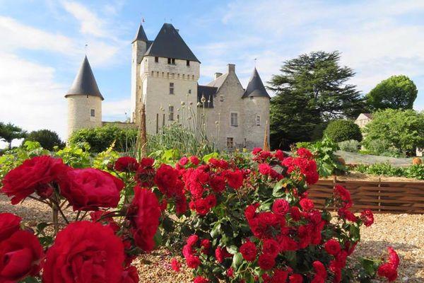 Le Château du Rivau, à Lémeré.