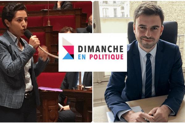 Sarah El Haïri et Pierre Henriet, invités ce Dimanche en Politique ce dimanche 5 novembre 2017