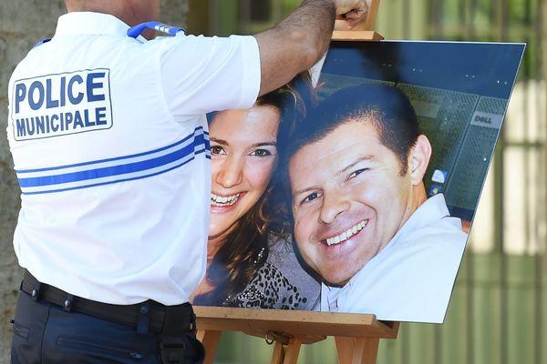 Baptiste Salvaing et Jessica Schneider ont été assassinés le 13 juin 2016 (illustration).