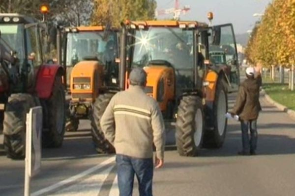 Strasbourg : les jeunes agriculteurs s'expliquent