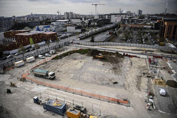 Saint-Denis accueillera le village olympique. (avril 2021)