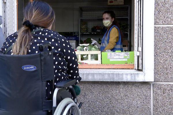 Le nombre de bénéficiaires de l'aide alimentaire a explosé depuis le début du confinement en Haute-Savoie.