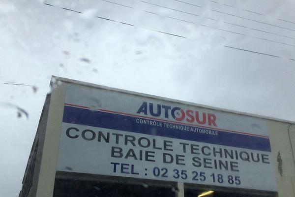 Ce centre de contrôle technique du Havre a connu une grande effervescence avant le durcissement des points de contrôle à compter du 1er mai 2018.