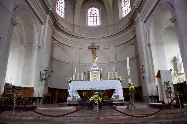 La statue Notre Dame de Fatima a été dérobée dans l'église Notre Dame de Pont de Veyle