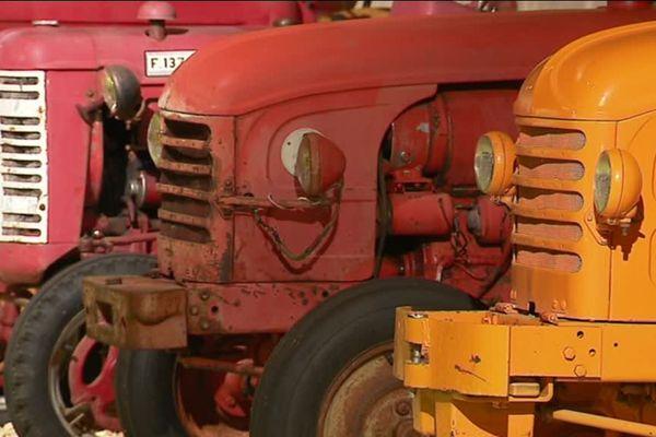 Le Musée d'antan de Montlebon propose plus de 3000 objets et tracteurs