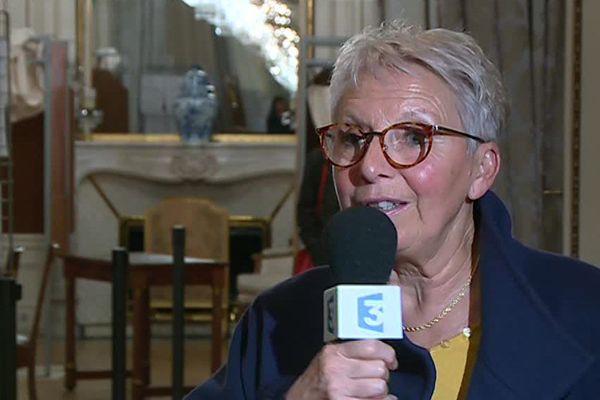 Evelyne Perrot (divers droites) a été élue sénatrice de l'Aube le 17 décembre 2017