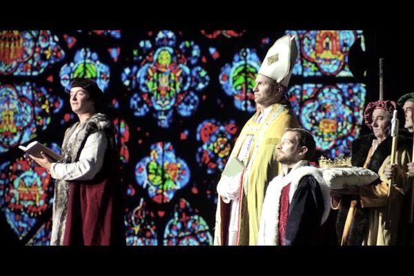 Extrait du spectacle de la Renaissance de Cléry-Saint-André (2017)