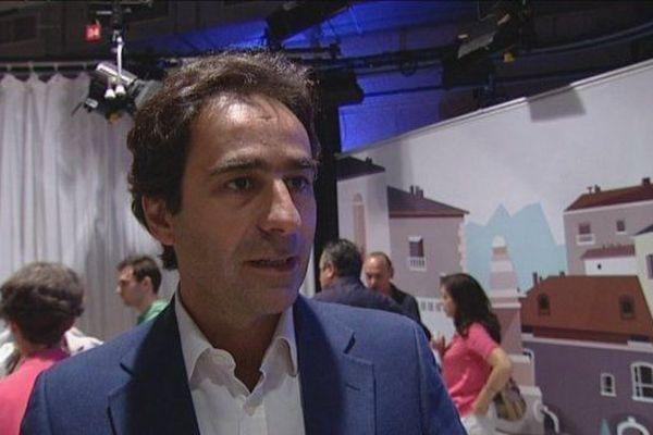 Jean-Emmanuel Casalta,nouveau directeur du réseau France Bleu.